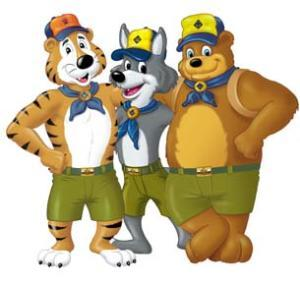 Cub Scout Mascots